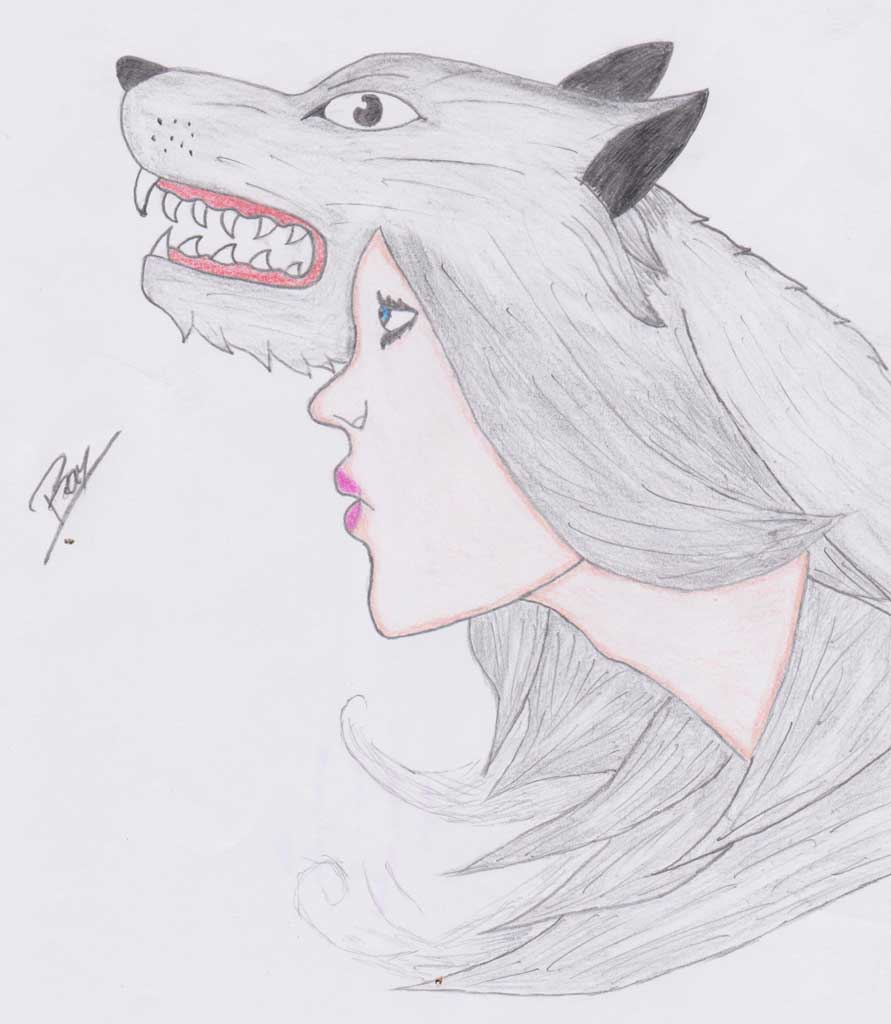 girl-with-wolf-head-hat